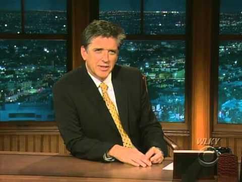 Late Late Show with Craig Ferguson 9/23/2008 John Krasinski, Lisa Masterson