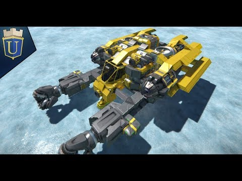 Let's Build   Space Engineers   Light Digger