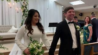 Wedding Denisa &amp Sergiu 4-13-2019 Binecuvintat sa fie