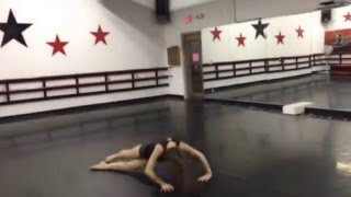 """Maddie Ziegler Performs A Combo To """"I Found"""" by Amber Run! #ALDCPTTS"""