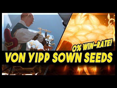 Amazing 0% Win-Rate Masters Von Yipp Deck! | LoR Game | Legends Of Runeterra Gameplay