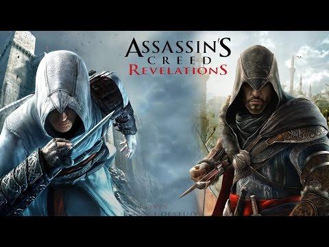 Assassin's Creed Revelations Film CZ (Game Movie)