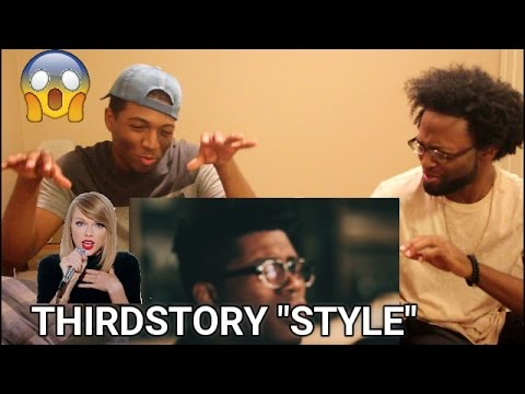 Taylor Swift - Style (Thirdstory Cover) (REACTION)
