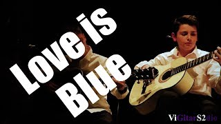 Baixar Love is Blue - Paul Mauriat  (Guitar and Band cover)