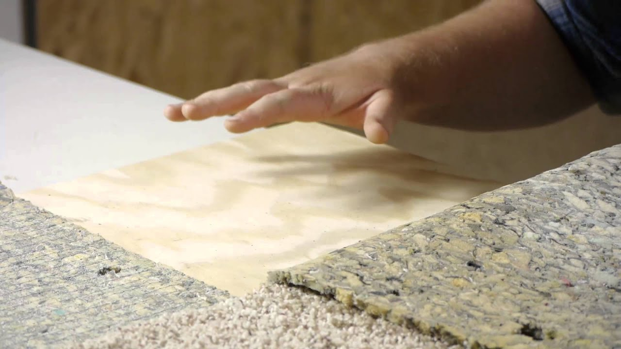how do i replace carpet padding without replacing the carpet carpet u0026 maintenance youtube