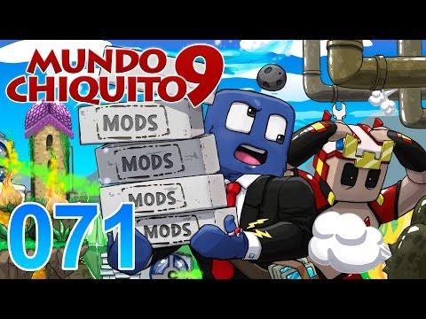 Mundo Chiquito 9 Ep.71  - El chincheto de carton