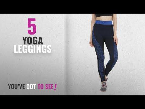 Top 10 Yoga Leggings [2018]: Camey Women Stretchable Yoga Pant Gym legging Tights
