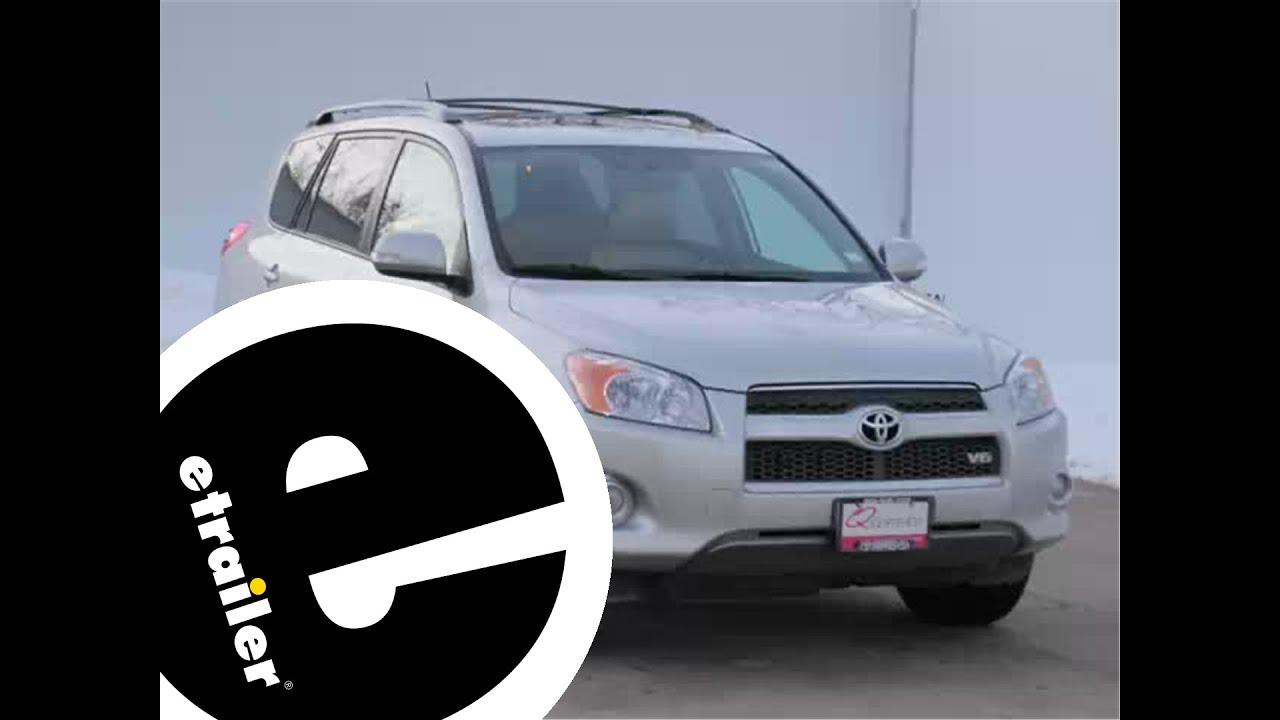 2009 Toyota Rav4 Trailer Wiring Harness