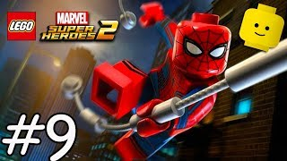 Spiderman Cartoon Games Videos For Kids & Children - Lego Marvel Superheroes 2 #9