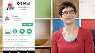 E-Mail-App K-9 Mail einrichten: So geht's! (Android)