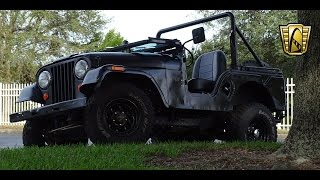 1965 Jeep CJ-5 Gateway Classic Cars Orlando #688