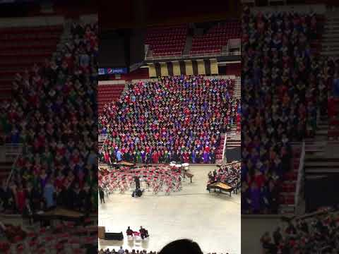 Iowa All-State Music Festival 2017- Deep River