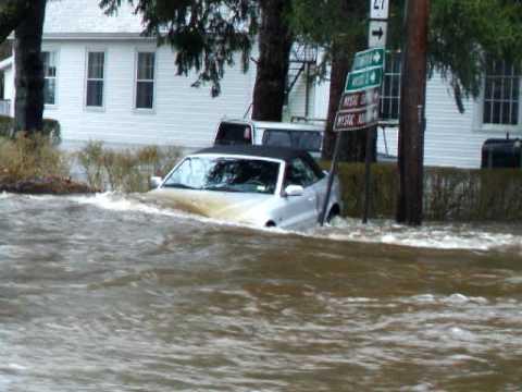 Old Mystic, CT Flood DSCF6422.AVI