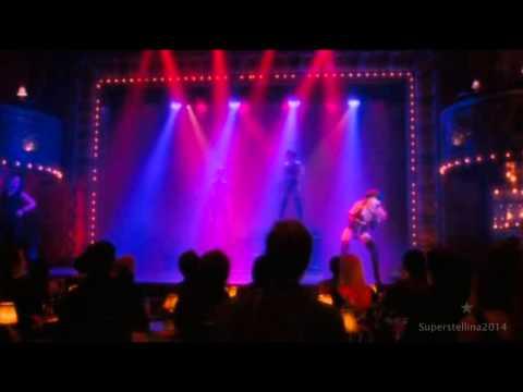 Christina Aguilera: Tough Lover Burlesque