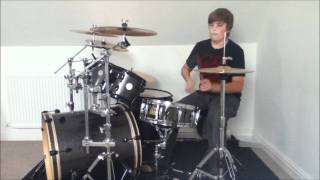 Finger Eleven - Paralyzer (Drum Cover) HD