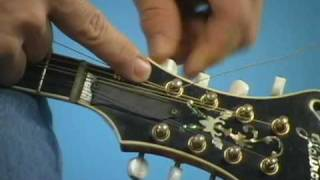 How to Change a Mandolin String