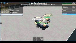 ROBLOX Navy MAXISBEAST211 Shooting JRDC Noah