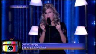 Diana Amarilla es Adele en Tu Cara Me suena 3