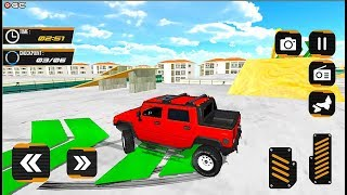 Offroad Jeep Truck Driving Jeep Racing Games 2019 - 4x4 Suv Car Games - Android GamePlay