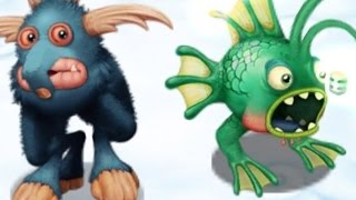 My Singing Monsters: Dawn of Fire – Cloud Island Part 1