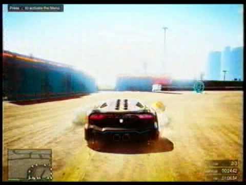 GTA 5 DEATH STAR RACE shoot the gaps