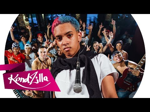MC Brinquedo - Bum Bum na Nuca (KondZilla)