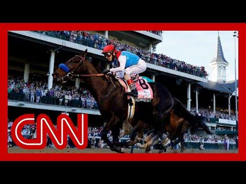 Baffert denies Kentucky Derby doping accusation
