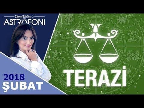 Terazi Burcu Şubat 2018 Astroloji Ve Burç Yorumu Astrolog Demet Baltacı.