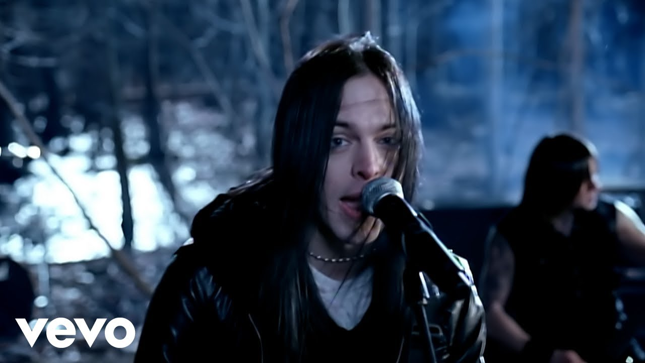 Bullet For My Valentine - Waking The Demon (Official Video)