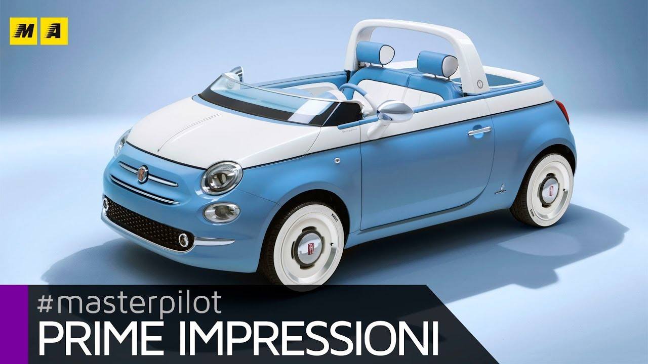 Fiat 500 Spiaggina 58 60 Anni Mito By Garage Italia