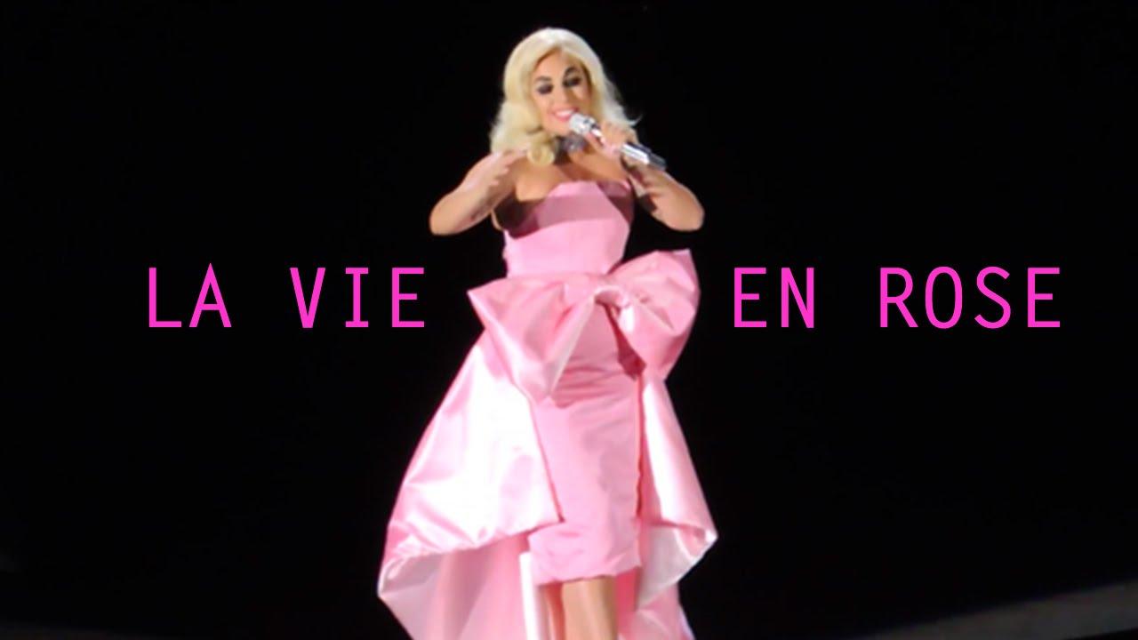 Lady Gaga Gets La Vie En Rose Tattoo Inspired By A Star
