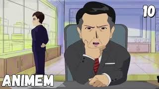 """""""Не смотри!!!Я стесняюсь...""""  Аниме приколы   АНКОРД ЖЖЕТ   Смешные аниме моменты #72"""