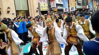 Якутский Gangnam Style в Сеуле Южная Корея