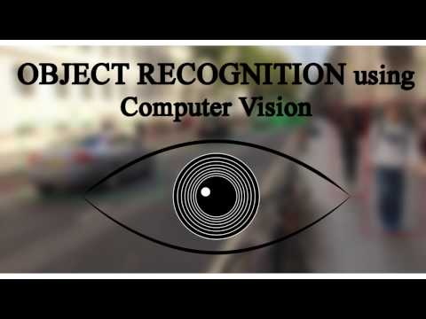 Object Recognition - Computer Vision