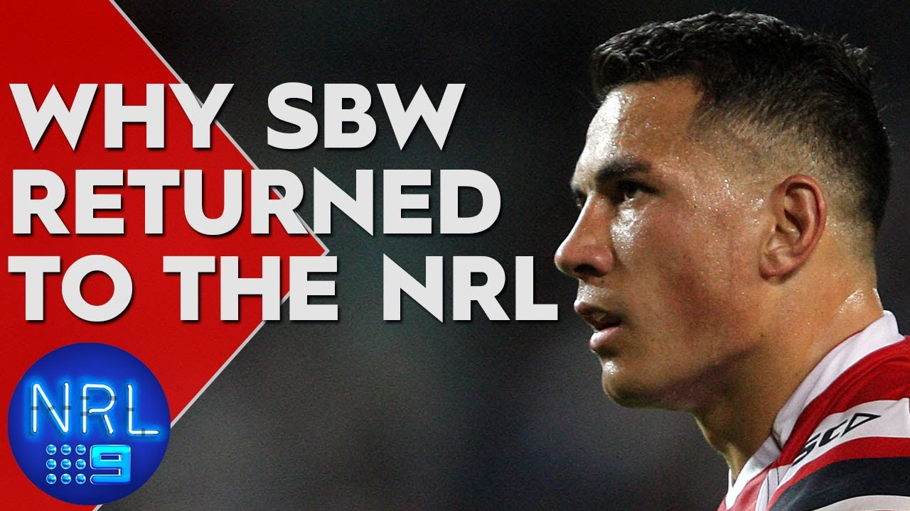 EXCLUSIVE: SBW agrees to fight Gal, talks retirement | 100% Footy
