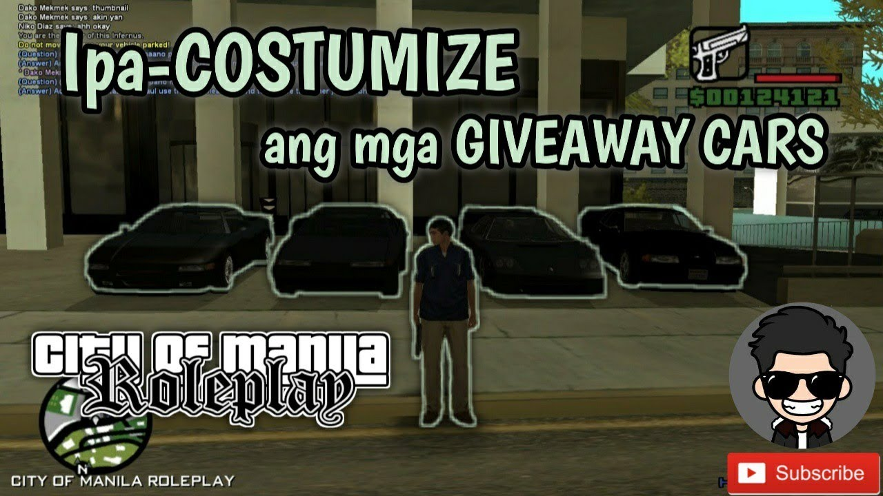 """Ipa- """"COSTUMIZE"""" ng mga ipapa- GIVEAWAY na sasakyan ( City of Manila )"""