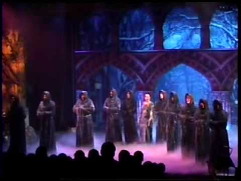 Busch Gardens Williamsburg Christmas Town Show Rejoice Part 1 Of 2 Youtube