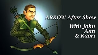 ARROW After Show - Season 2 Episode 15