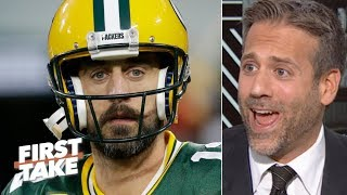 Aaron Rodgers is dealing with the same-old Packers defense – Max Kellerman | First Take