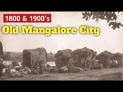 1800 & 1900's Old Mangalore City || Old City View || welcome india