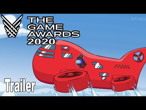 Among Us - The Airship Reveal Trailer The Game Awards 2020 [HD 1080P]
