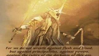 Le Roi David par la Harpe de David