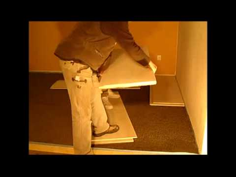 rigips fu b den trockenestriche verlegen doovi. Black Bedroom Furniture Sets. Home Design Ideas