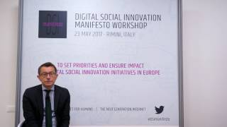 Social Innovators for the Next Generation Internet - Mario Calderini, Politecnico Milano