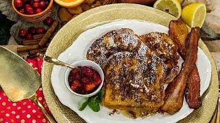 Sweet Potato French Toast - Home & Family