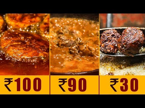 Top 6 Cheapest Food Outlets in Chennai | Tasty Meal within R