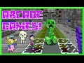 Minecraft Arcade Games with Hannah Carr and Gamer Chad Alan on Hypixel
