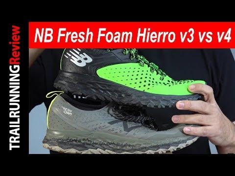 New Balance Fresh Foam Hierro Boa para mujer trail