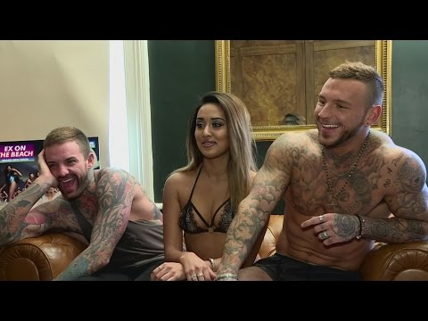 Ex On The Beach: Cast on fights, orgies and WARDROBE sex in new series