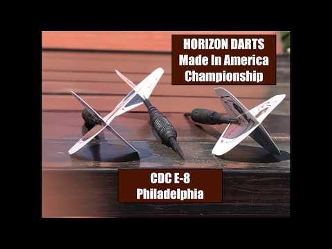 """2017 CDC E8 / Horizon Darts """"Made in America Championship"""""""